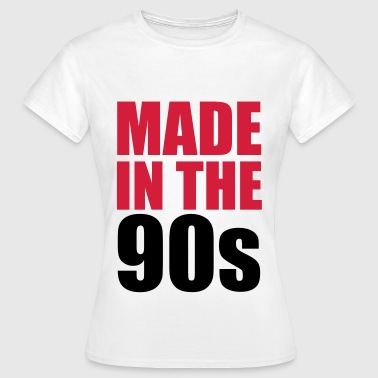 Made In The 90s - T-shirt Femme