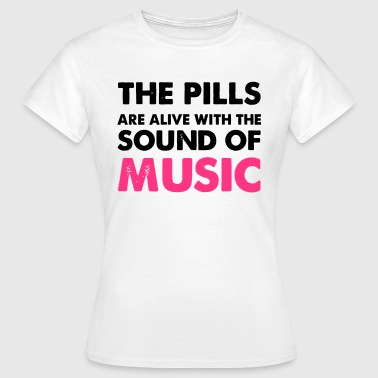 Pills - Women's T-Shirt