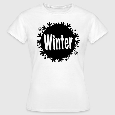 winter - Women's T-Shirt