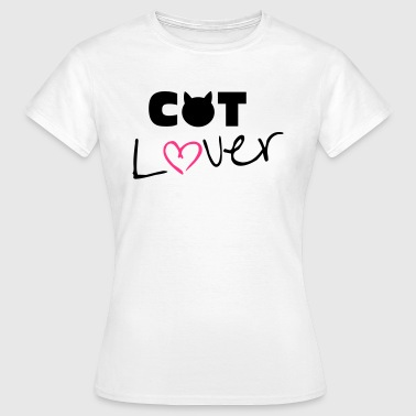 Cat Lover - Vrouwen T-shirt