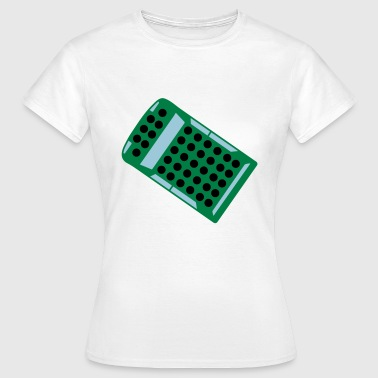 eco auto_2_a1 - Vrouwen T-shirt