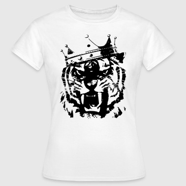 Tiger king - Vrouwen T-shirt