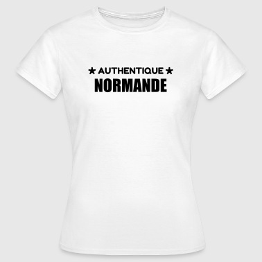 Normandie / Normand / Normande / France - Camiseta mujer