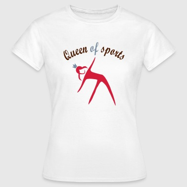 fitness - Frauen T-Shirt