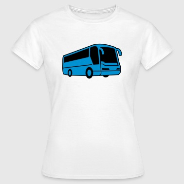 Bus - Frauen T-Shirt