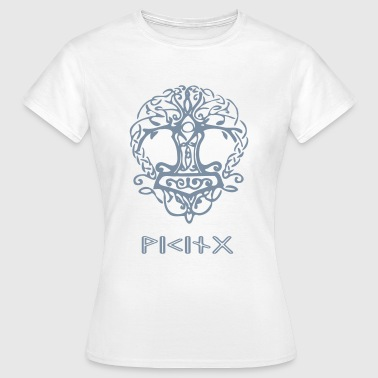 Vike Viking - Women's T-Shirt