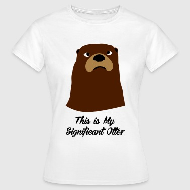 Significant Otter - Women's T-Shirt
