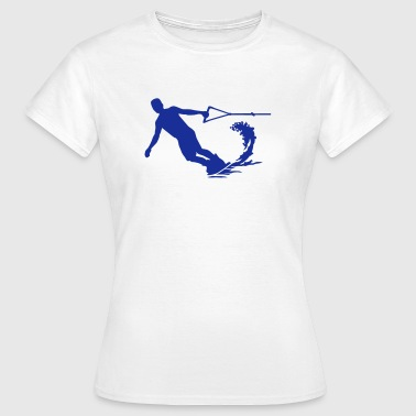 Wakeboard - Frauen T-Shirt
