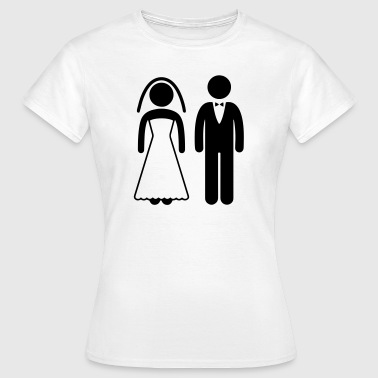 Grom and Bride - Frauen T-Shirt