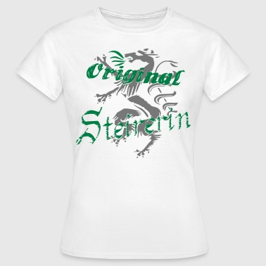 original steirerin - Frauen T-Shirt