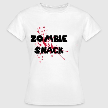 ZOMBIE SNACK - Women's T-Shirt