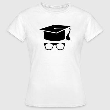 graduate PhD student High school Graduation Party - Women's T-Shirt