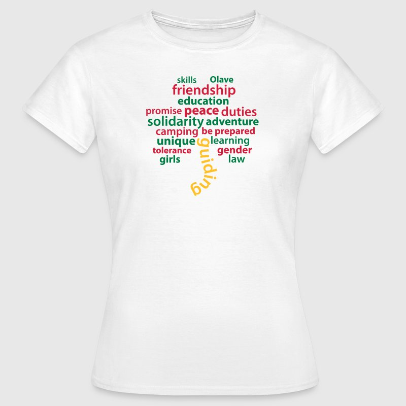 Guiding is ... - Women's T-Shirt - Women's T-Shirt