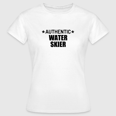 Water Skiing - Wasserski - Ski Nautique - Sport - Women's T-Shirt