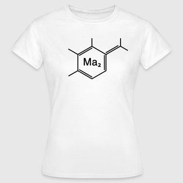 chemical mama - T-shirt dam