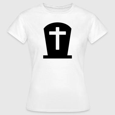 Friedhof - Frauen T-Shirt