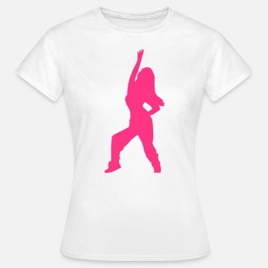 Step Dance dance - T-shirt dam