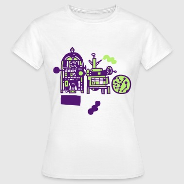 Techno  - Women's T-Shirt