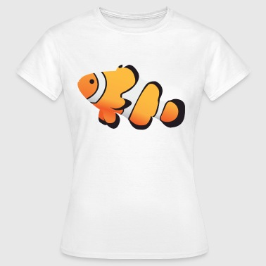 Clownfish - Women's T-Shirt