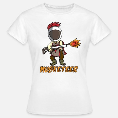 Musketeers MUSKETEER - Women's T-Shirt