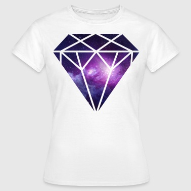 Diamant Diamond - Frauen T-Shirt