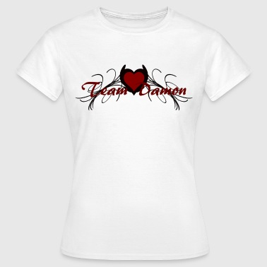 team damon - Women's T-Shirt