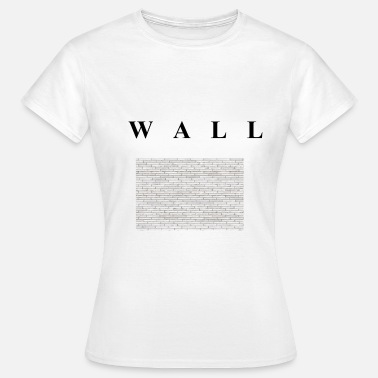 Wäller Wall - Frauen T-Shirt