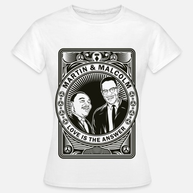 Martine Malcolm and Martin - Women's T-Shirt