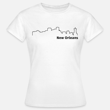 New Orleans New Orleans - T-shirt Femme