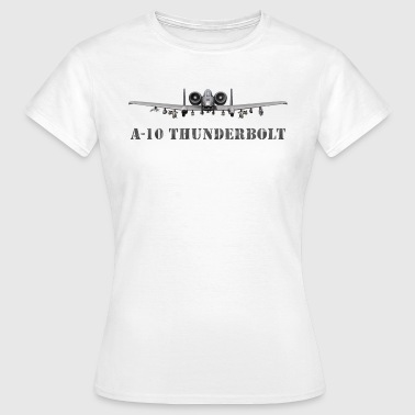 A-10 Thunderbolt - Women's T-Shirt