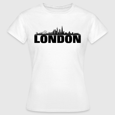 Hackney london02 - Women's T-Shirt