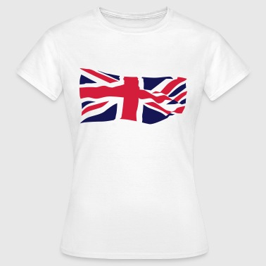 British Flag - Women's T-Shirt