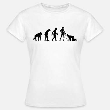 Silhouette Games Game Over Evolution Silhouette - Frauen T-Shirt