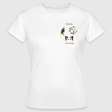 Circle Of Friends The Spooky Dog - The Circle of Friends - Women's T-Shirt