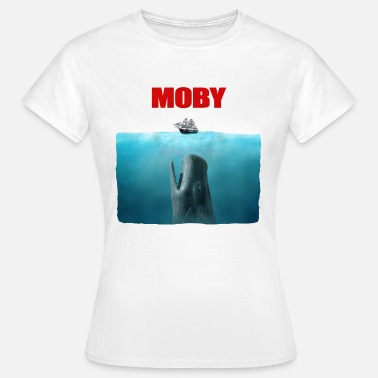 Moby - Dame-T-shirt