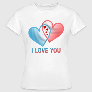saint valentin 02 - Women's T-Shirt