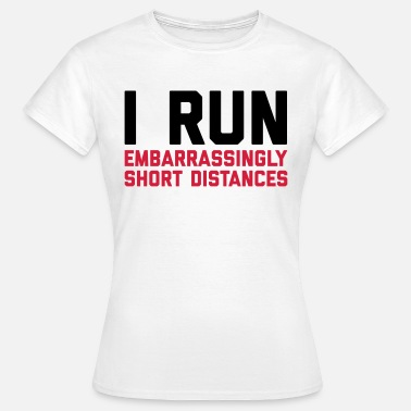 Shop Running Quotes T Shirts Online Spreadshirt