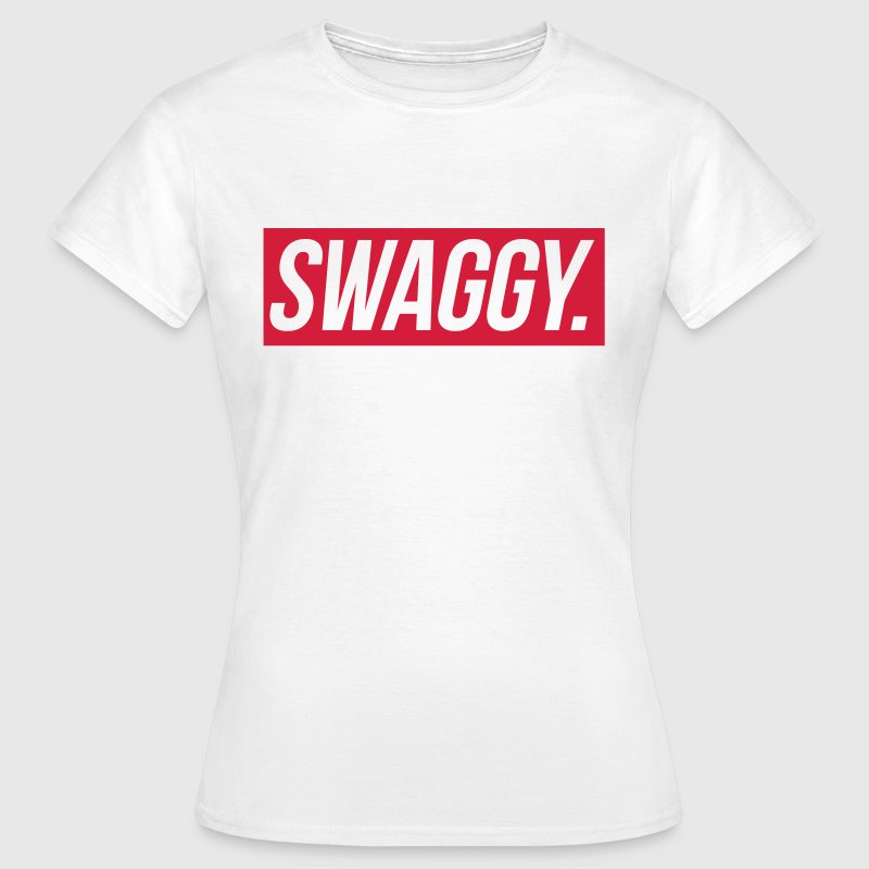 Swaggy - Camiseta mujer