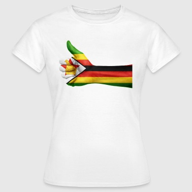 zimbabwe collection - Frauen T-Shirt
