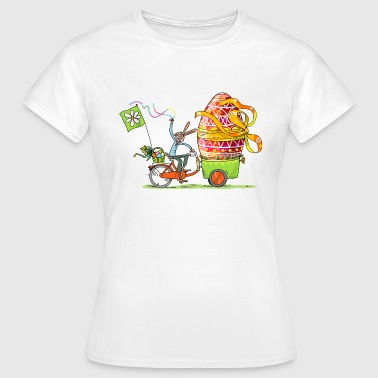Easter Easter Bunny - Women's T-Shirt