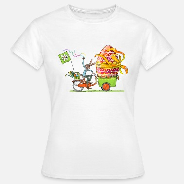 Easter Bunny - Vrouwen T-shirt