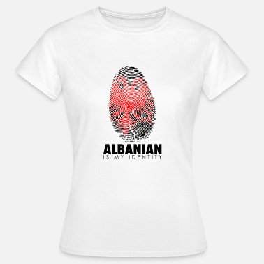 Skenderbeu Abanian is my identity - Frauen T-Shirt