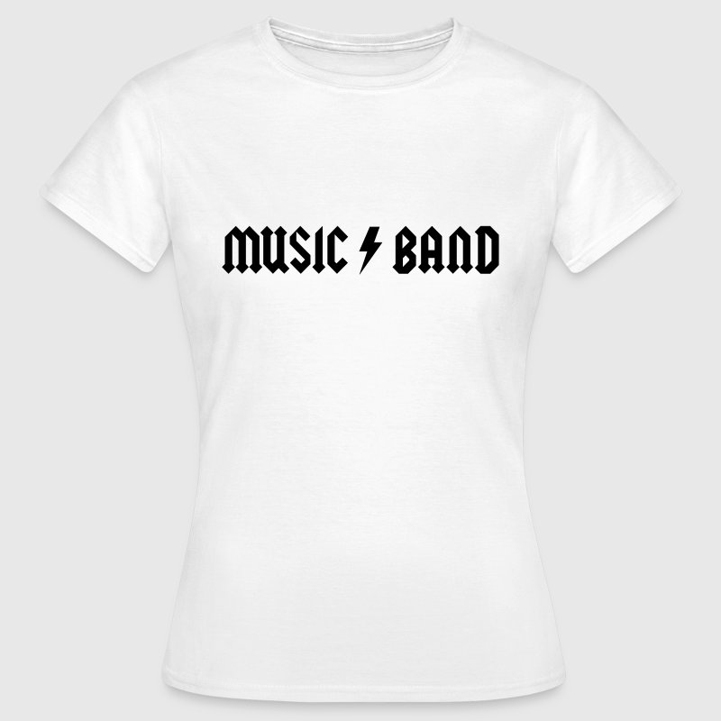 Generic Music Band - Women's T-Shirt