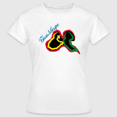 Guadeloupe - T-shirt Femme