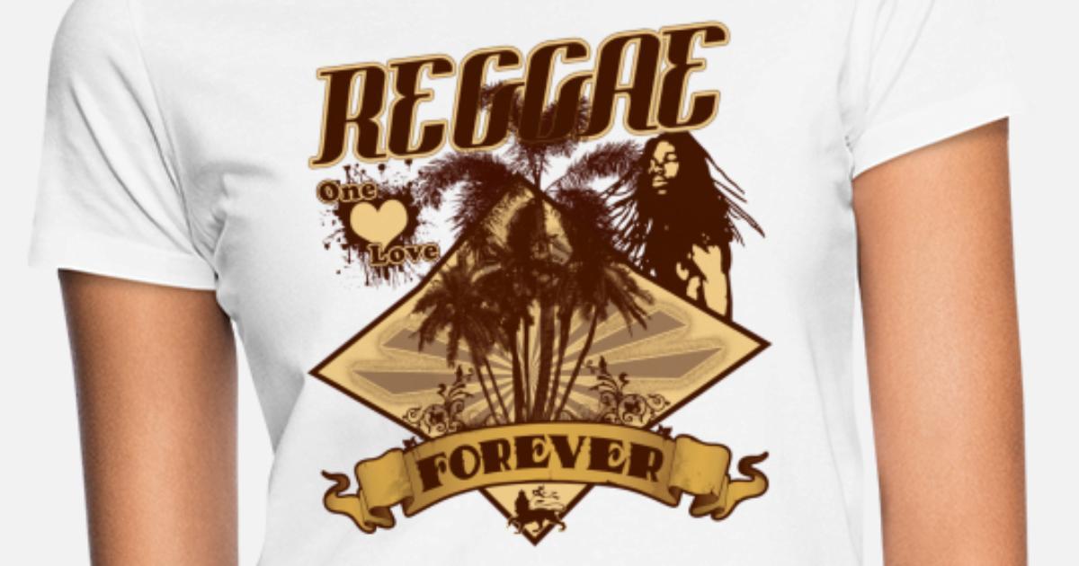 FemmeSpreadshirt Forever T Reggae Shirt Reggae tshrdQxC