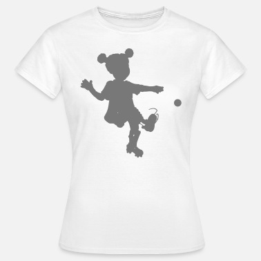 Football love for women - Women's T-Shirt