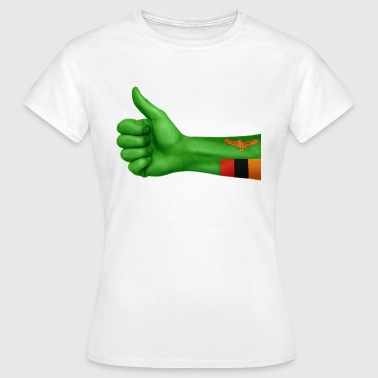 Zambia collectie - Vrouwen T-shirt