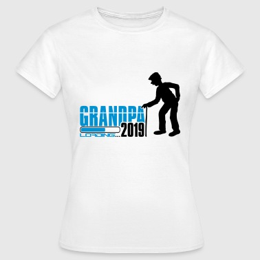 Grand Parents loading loading baby child pregnant parent grand parents - Vrouwen T-shirt