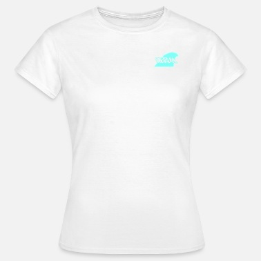 New Wave LSO WAVE - Camiseta mujer