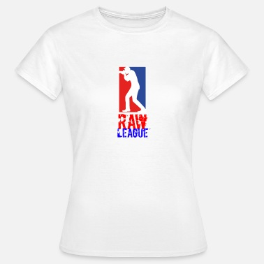 Competitie rauwe competitie - Vrouwen T-shirt